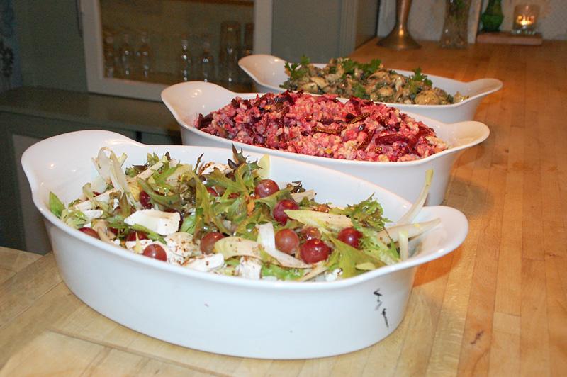 Buffé Catering Vegetarisk Märtas Mat