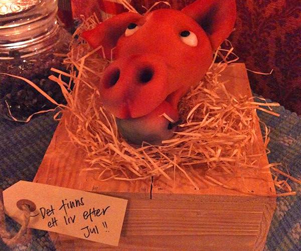 Julbord hos Märtas mat i Gamlestan
