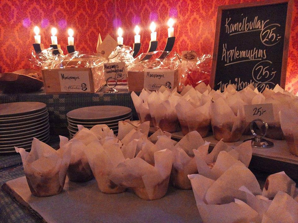 Cafébuffe Jul Märtas Mat Och Catering