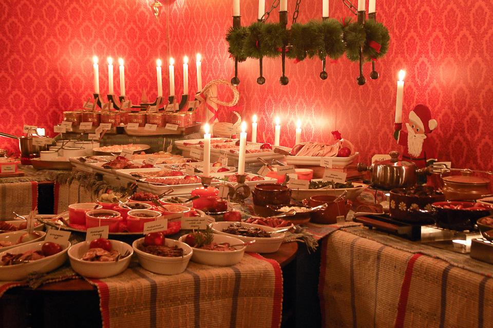 Julmat och julgotter