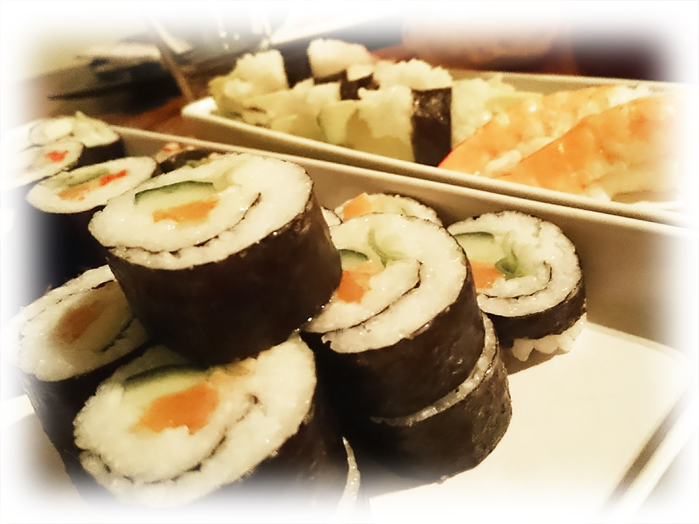 Catering Sushi 3